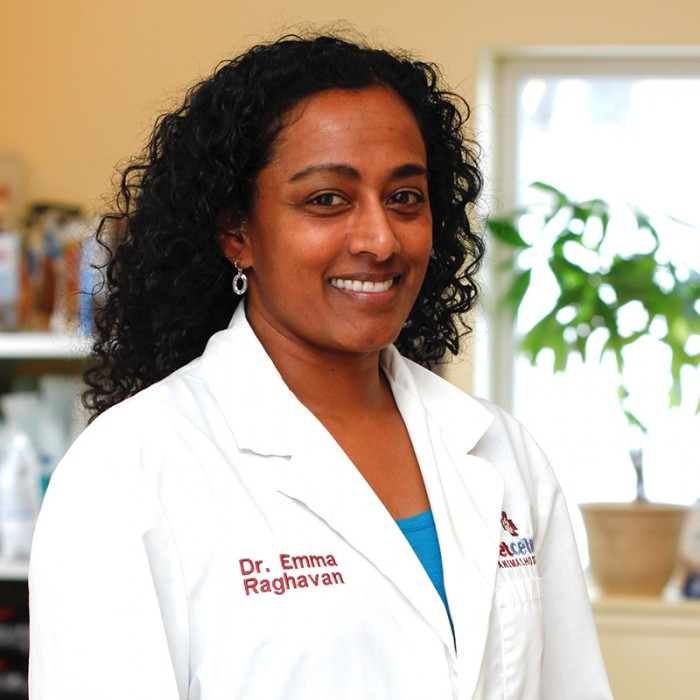 Dr Emma Raghavan - Veterinarian in Bedford serving Halifax, Dartmouth Nova Scotia
